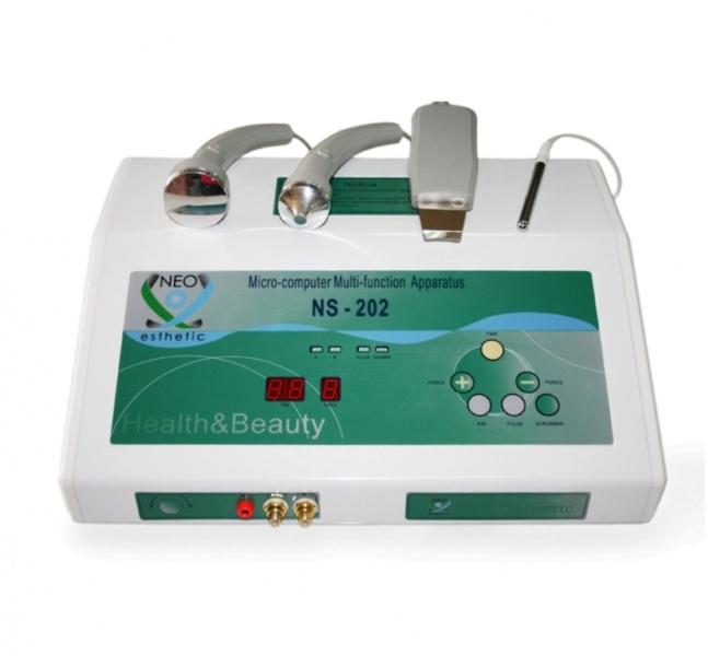 Аппарат для ультразвуковой чистки лица в спб