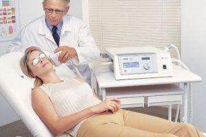 Аппаратная лазерная косметология