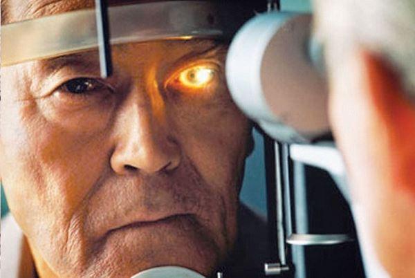 Проведение операции лазерной коагуляции сетчатки