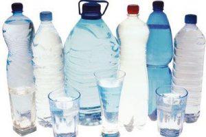 Польза или вред от бутилированной воды