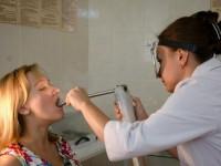 Криодеструкция миндалин