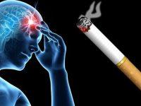 Курение - шаг навстречу исульту