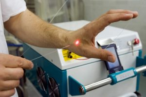 Механизм клинического эффекта лазерного излучения с позиции теории адаптации