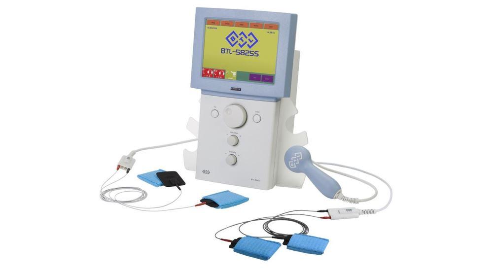 Аппарат для комбинированной физиотерапии