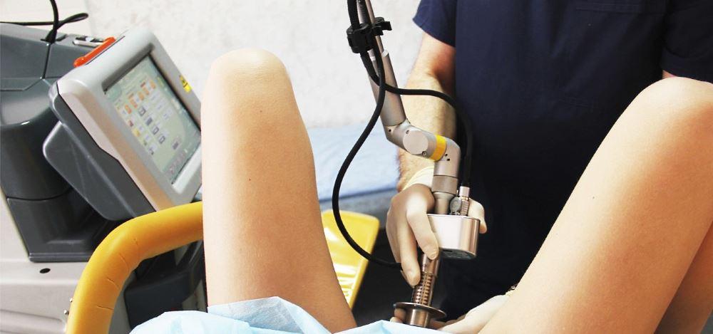 Процедура лазерной терапии при лечении бесплодия