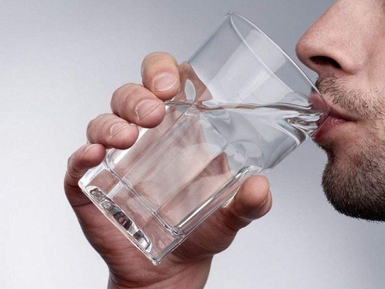Вода и репродуктивное здоровье мужчин
