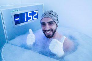 7 преимуществ криотерапии