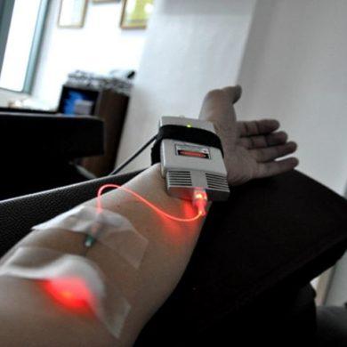Лазеротерапия в кардиологии