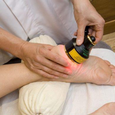 Магнитно-лазерная терапия при заболеваниях нижних конечностей