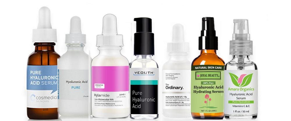 Аптечные препараты с гиалуроновой кислотой