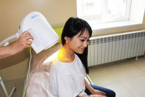 Светотерапия в косметологии и медицине