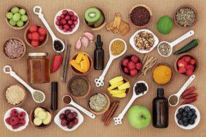 Немного о витаминах и минералах
