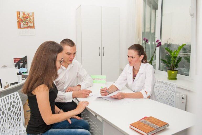 Обследование бесплодной супружеской пары