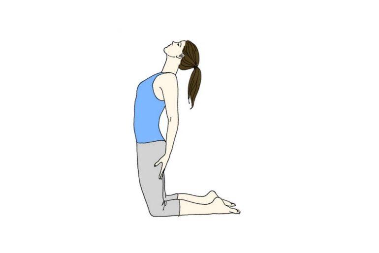 Комплекс тибетской омолаживающей гимнастики