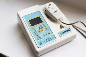 Лазеротерапия аппаратом «Милта»
