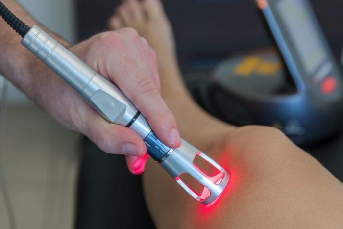 Инфракрасная лазеротерапия