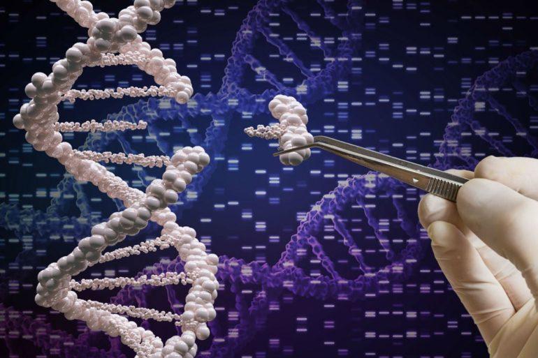 CRISPR-Cas3 - удаляет гены, лечит заболевания
