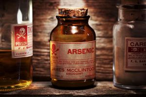 Новый антибиотик широкого спектра действия на основе мышьяка