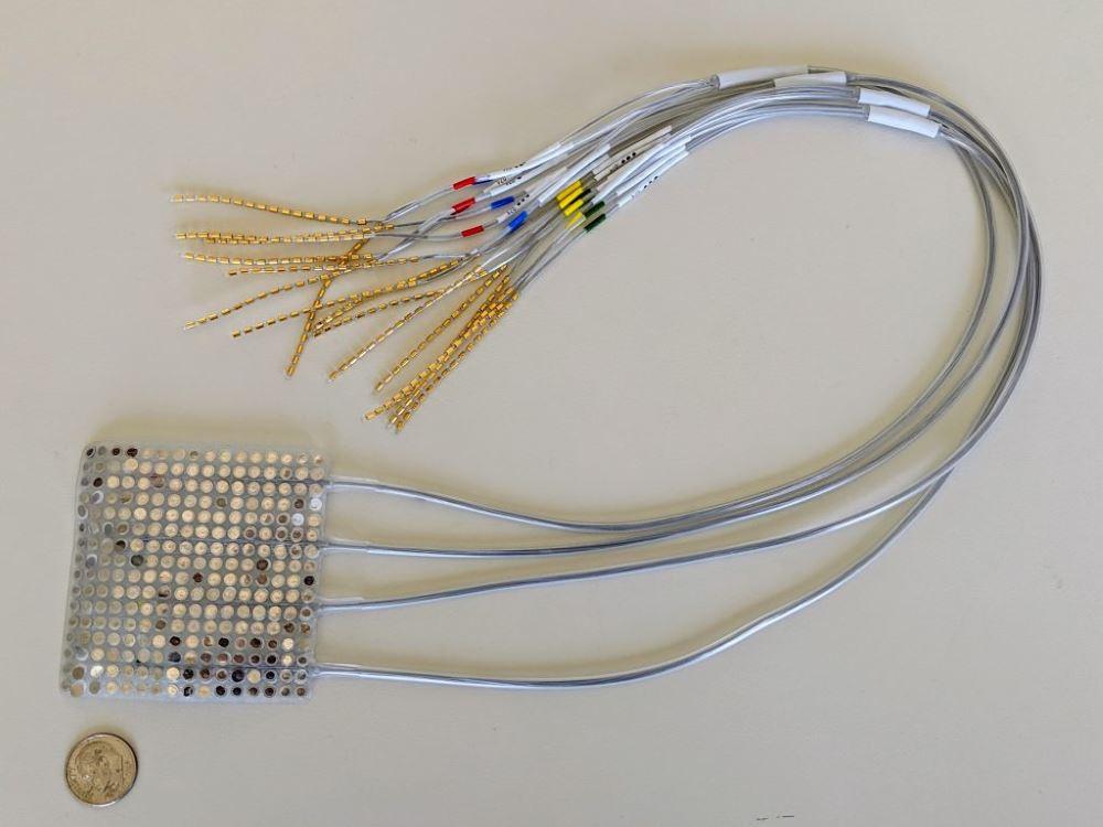 Внутричерепные электроды