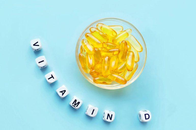 Высокие дозы витамина D могут привести к почечной недостаточности