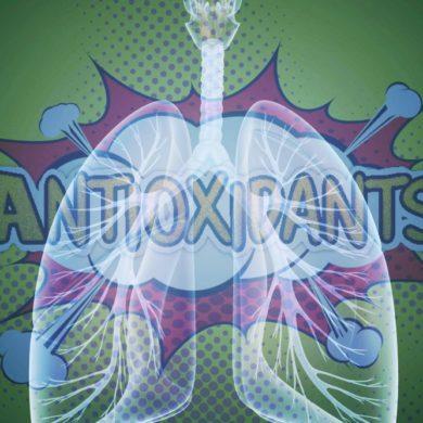Слишком много антиоксидантов поможет в распространении рака легких