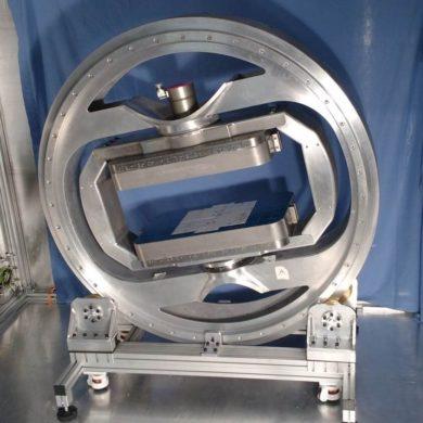Мини МРТ сканер для точной диагностики травм колена