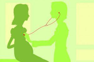 Экстракорпоральное оплодотворение, связанное со смертельной болезнью сердца во время беременности
