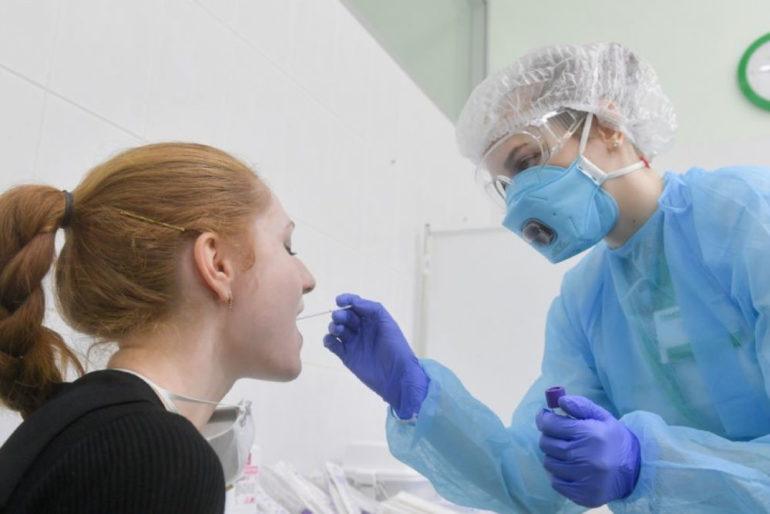 Где можно сделать тест на коронавирус?