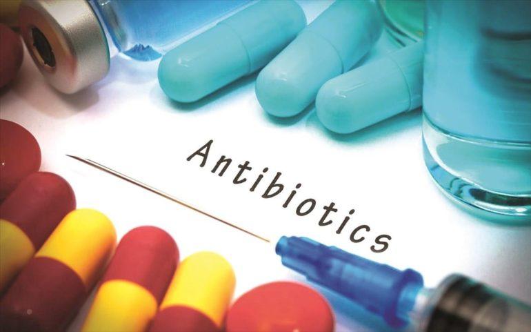 Комбинация антибиотиков для борьбы с бактериями