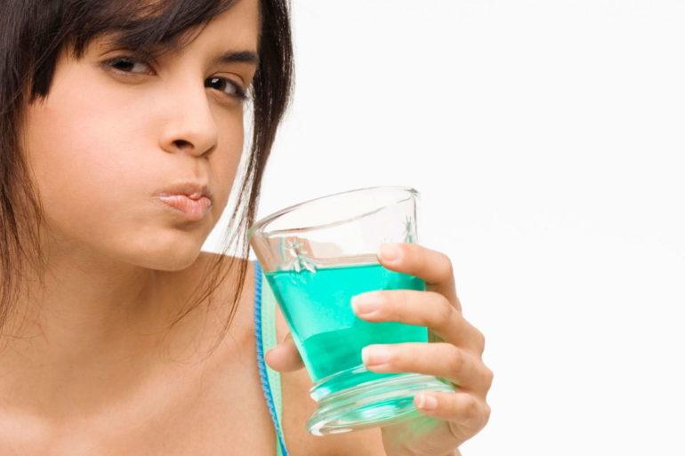 Ополаскиватели для полости рта могут инактивировать коронавирусы человека
