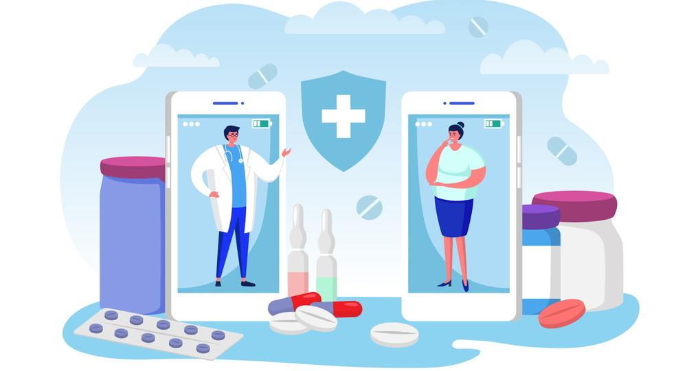 Телемедицина — консультация врача онлайн